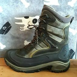 """COLUMBIA 9"""" Bugaboot XTM 600gm Hunting Boots Men's Size 14"""