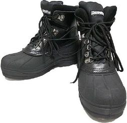 """Black Thermoblock Cold Weather Waterproof Winter 8"""" Hiking H"""
