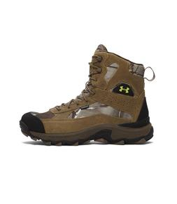 Under Armour Bozeman Camo Boots Size 11 Waterproof Hunting H