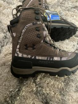 Under Armour Brow Tine 2.0 400G Men's Size 8 New Hunting Boo