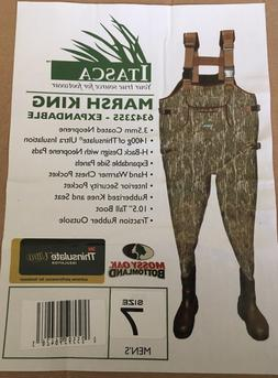 Chest Waders Itasca Men's Marsh King Expandable Bottomland C