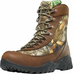 Danner Element Mens Realtree Edge Leather 8in WP 400G Huntin