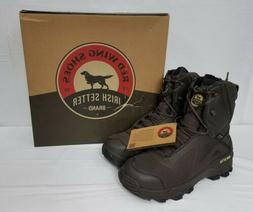 Red Wing Shoes Irish Setter VAPRTREK LS 821 hunting boots. 6