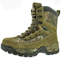 Itasca Grove Realtree Edge Hunting Boots Size 7 Men's Style