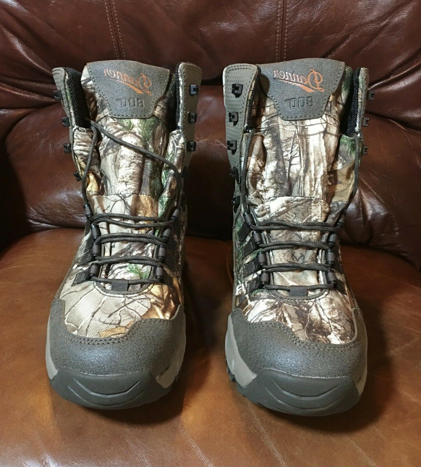 """DANNER® 8"""" 800G Insulated Hunting EE"""