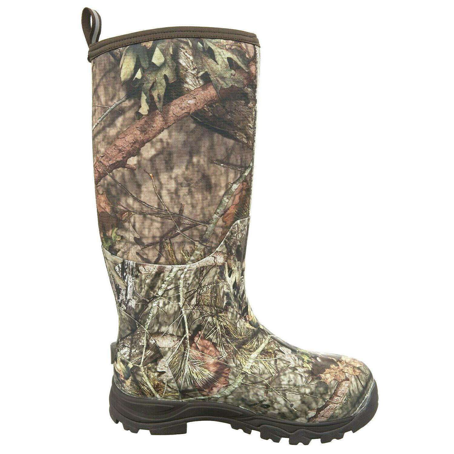 """13-14 Muck Woody Plus 16"""" Waterproof Insulated Hunting Boots"""