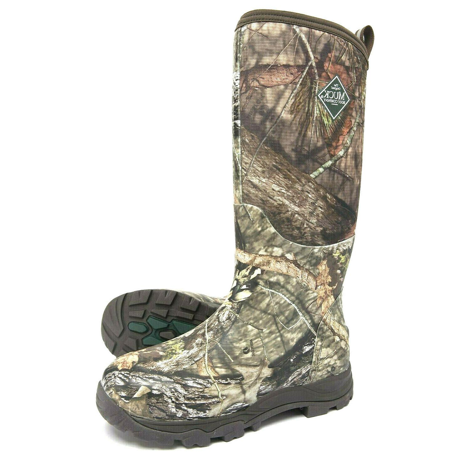 """13-14 Muck Woody Plus Tall 16"""" Waterproof Boots"""