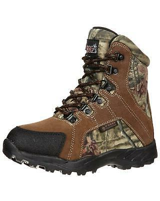 boys hunting waterproof insulated boot fq0003710 c