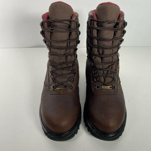 Cabela's Iron GORE-TEX Insulated Hunting Boots Men's NWOB