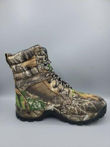 Camo Hunting Boots 600g