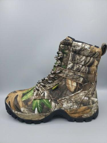 camo hunting boots men s 600g insulate