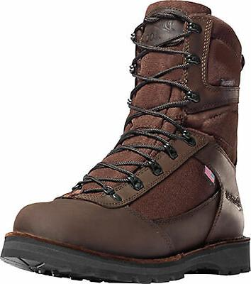 east ridge 8in 400g mens brown leather