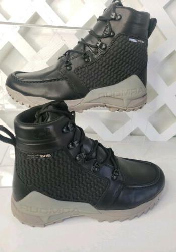 Under Armour Field OPS Gore GTX Leather Boots SZ 10.5 1299231-001