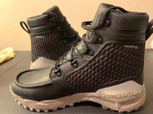 Under Armour Field OPS GTX Leather Black Size