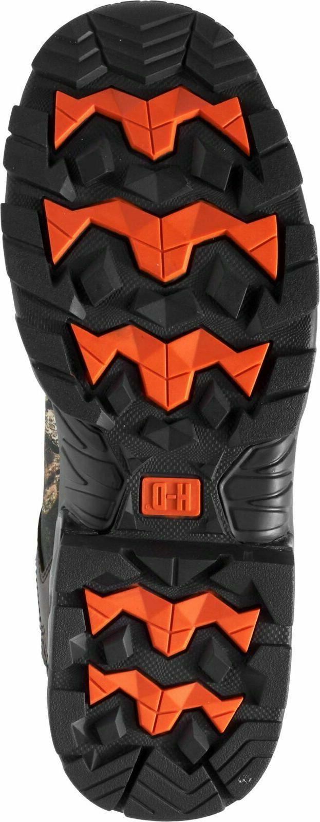 Harley-Davidson Camo Boots Motorcycle Size