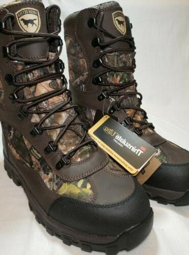 hunting hiking crosshair boots insulated 600g 1868