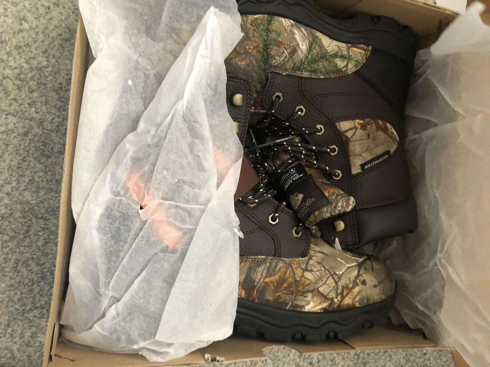 Herman Thinsulate Boots Pick