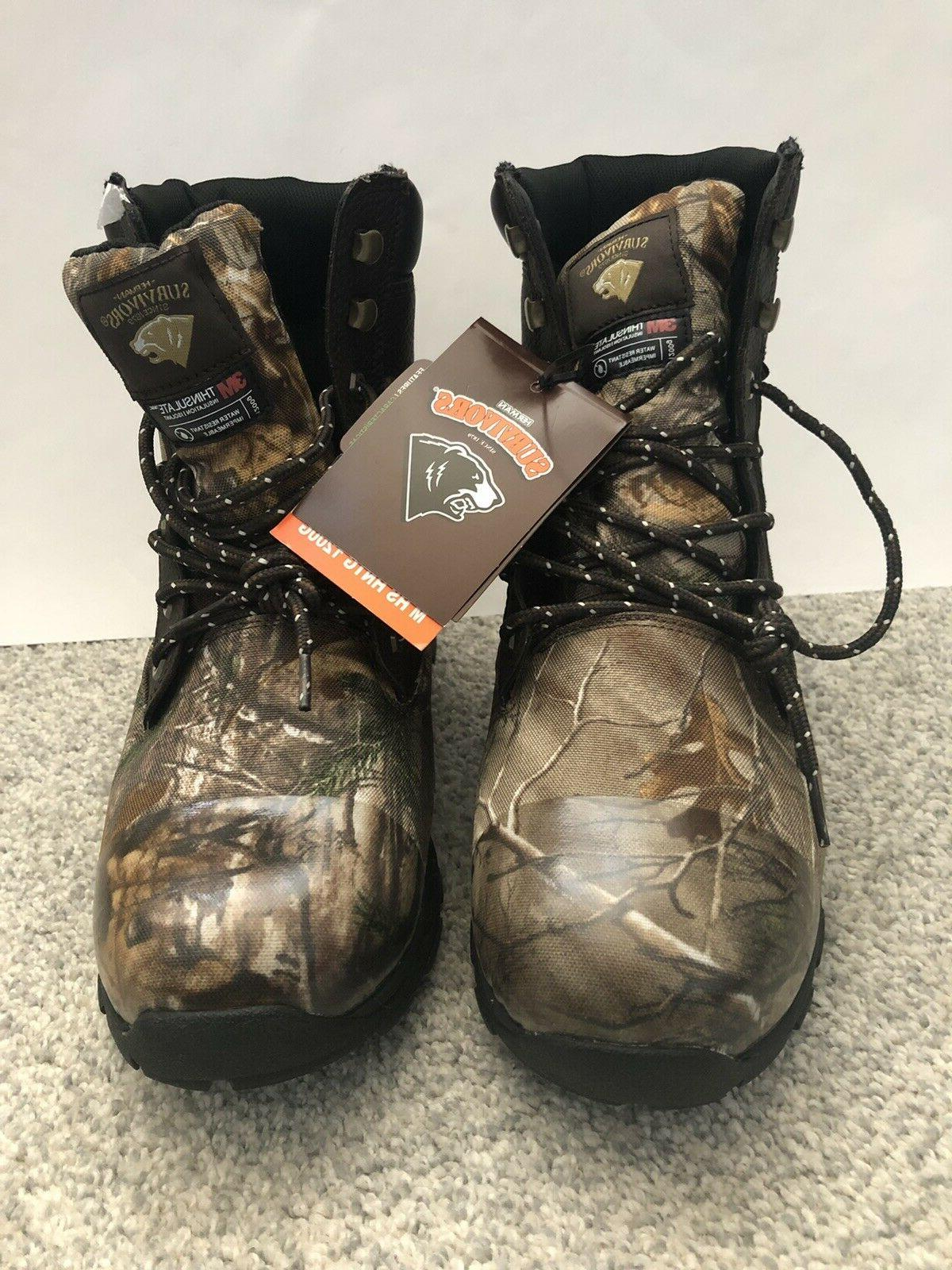 Herman 1200g Thinsulate Hunting Boots