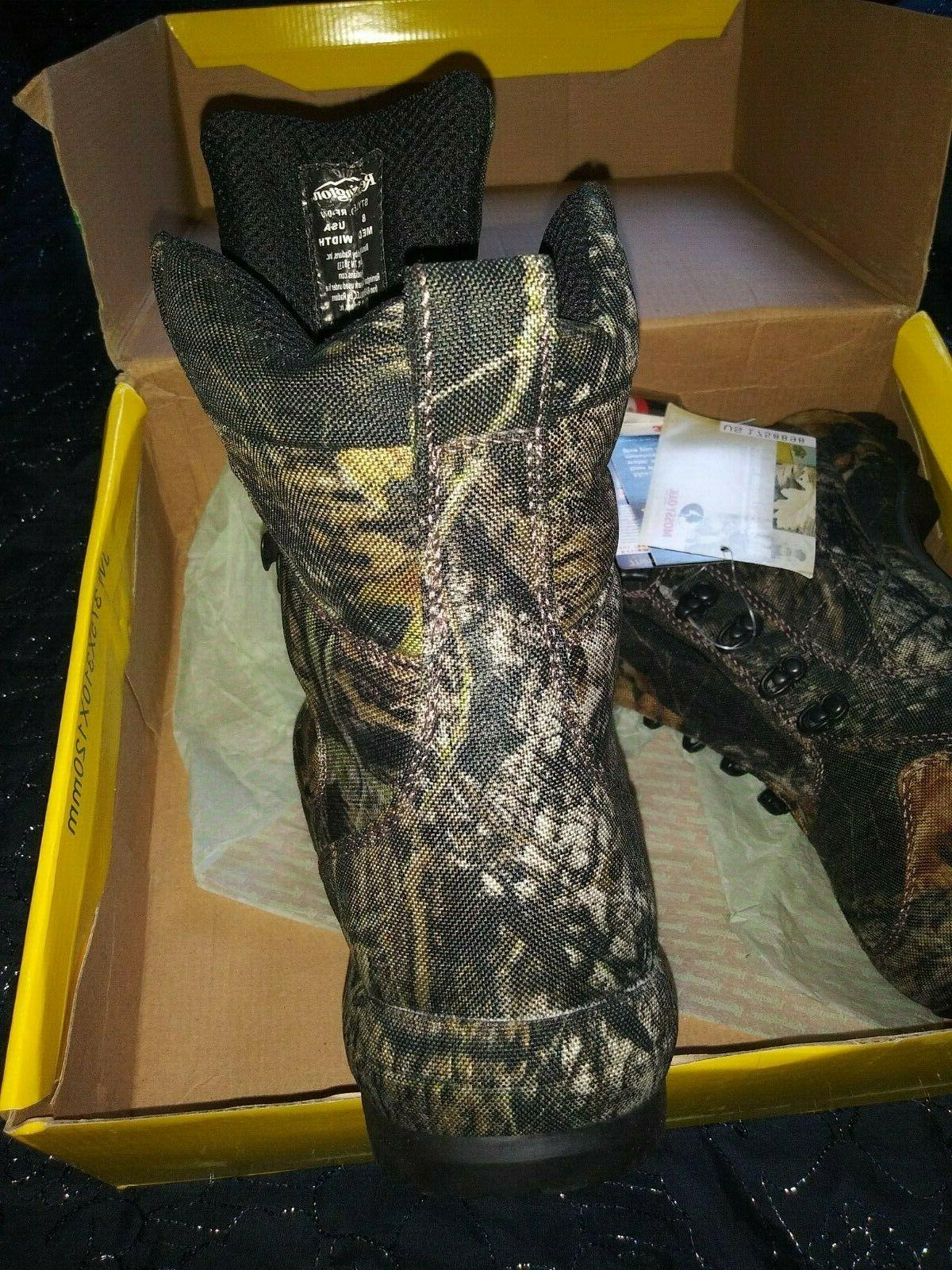 Men's Boots, Mossy