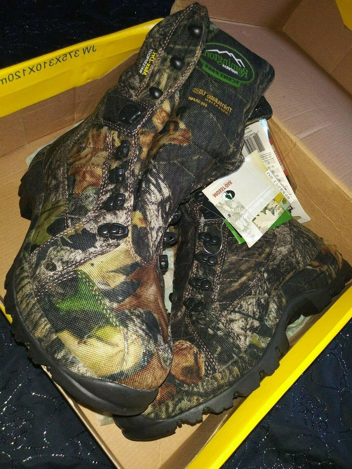 Men's Thinsulate™ Ultra Boots, Mossy