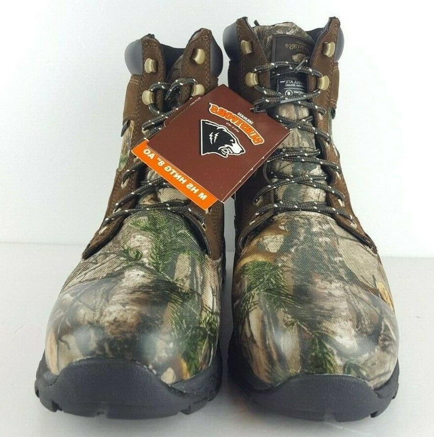 Herman Men's Camo Wide 800 Grams