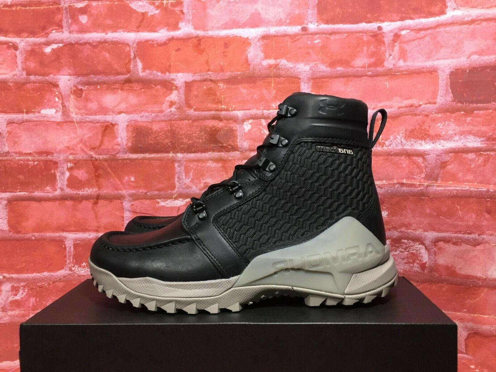 UNDER ARMOUR FIELD OPS GORE-TEX HUNTING BOOTS LEATHER SIZES 1299231