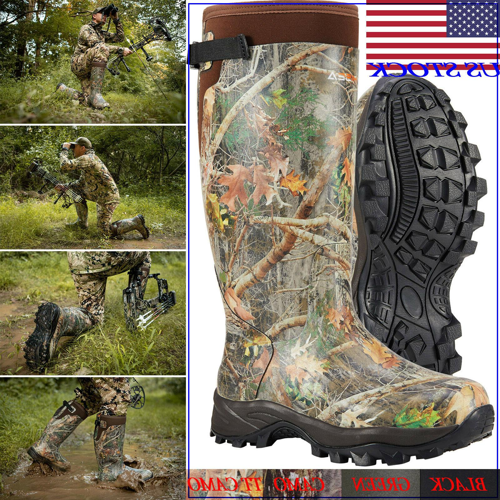 men s hunting boots waterproof and insulated