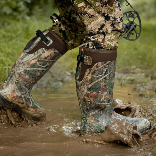 HISEA Men's Hunting Waterproof & Rubber