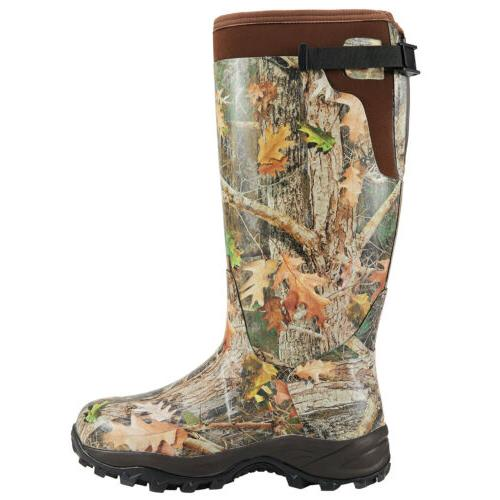 HISEA Hunting Boots Waterproof & Rubber