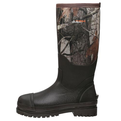 HISEA Men's Boots Snow Hunting Boots