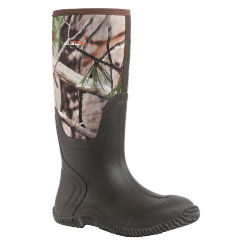 HISEA Hunting Boots Insulated Muck Mud
