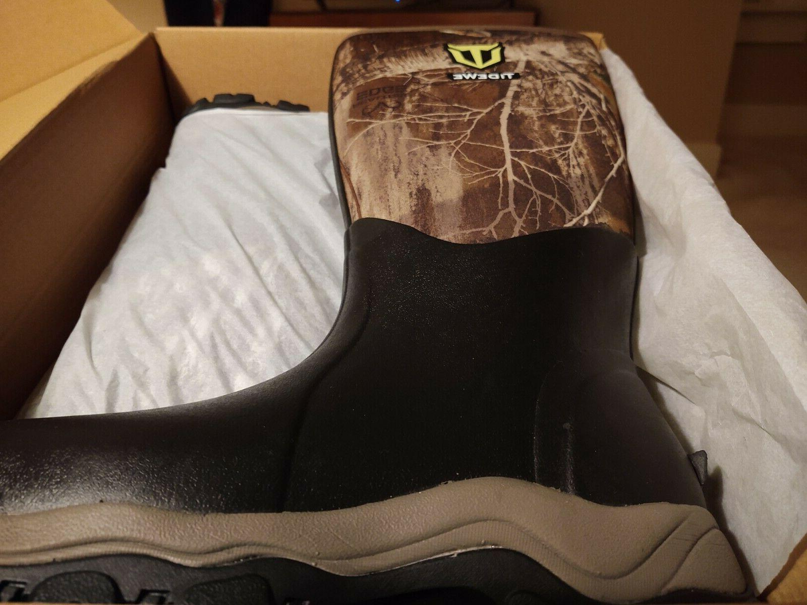 Tidewe Size Hunting Boots New
