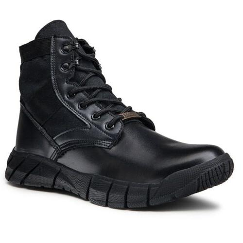 Men's Combat Hunting Ankle Boots