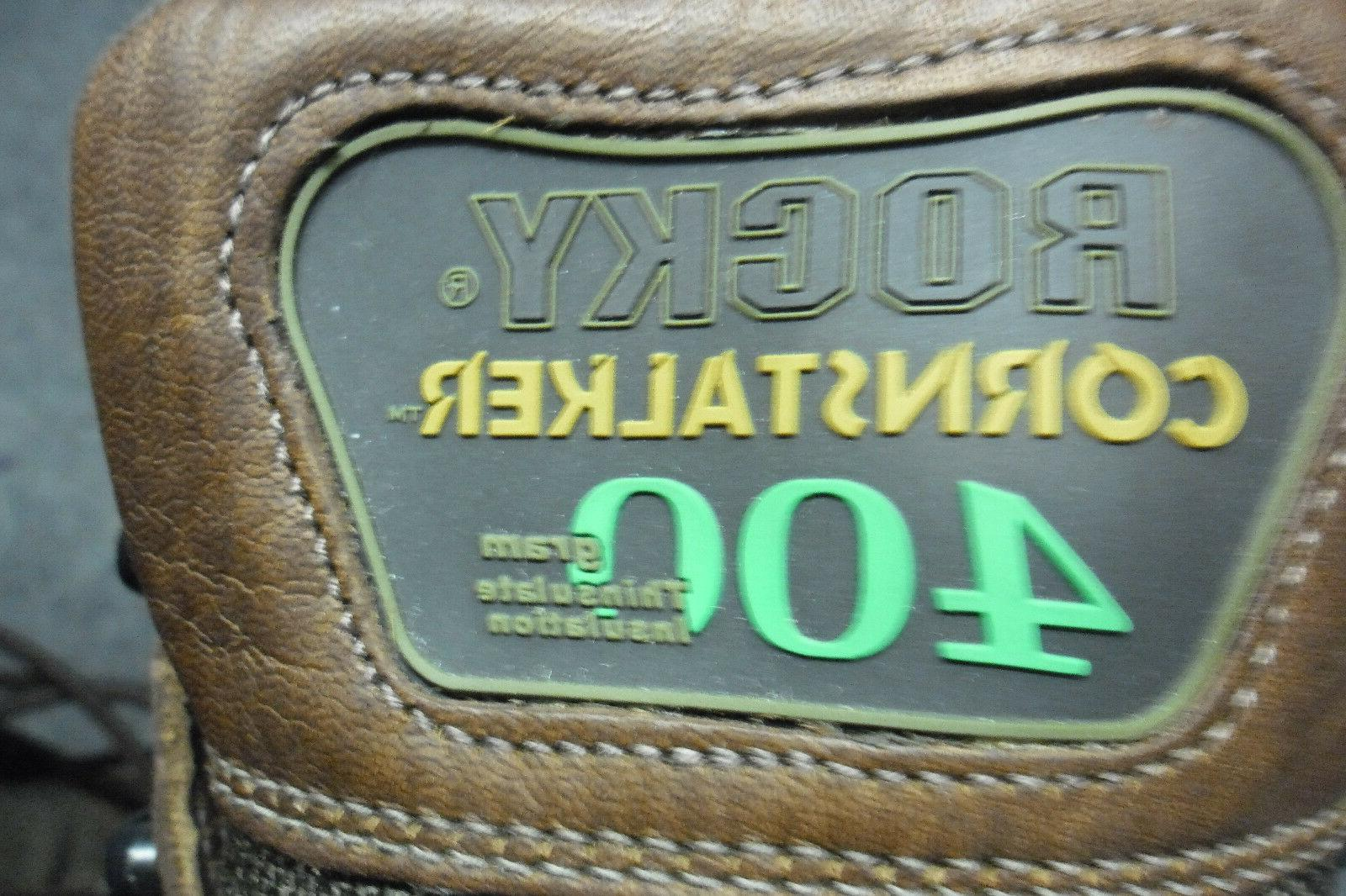 Mens Gore-Tex Boot Size