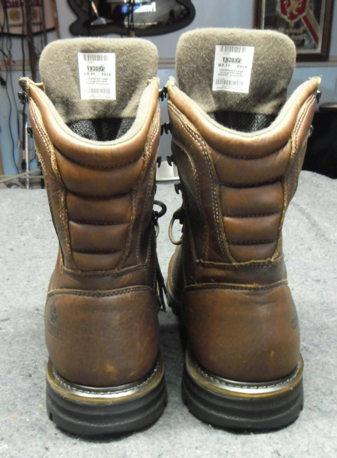 Gore-Tex Hunting Boot 11.5 NEW
