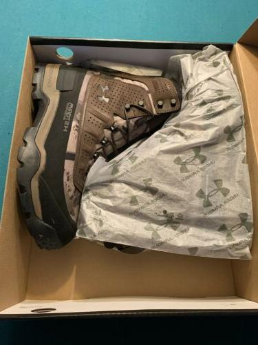 Under Armour Mens Brow 2.0 400G Hunting Boots 3000292-901- 11.5