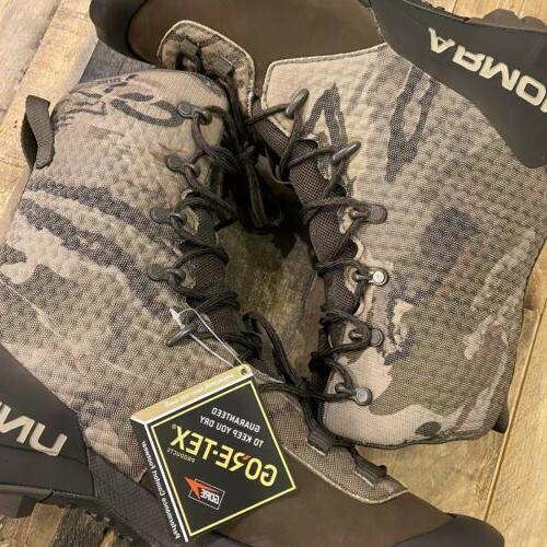 New Under Infil Camo Tactical Field / Boots