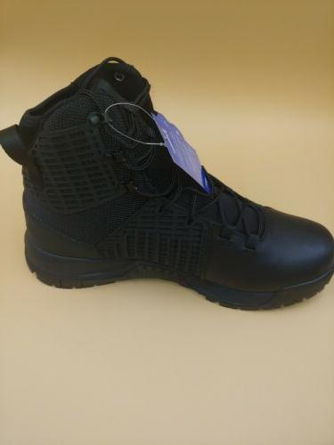 """New!! Under UA sz 11.5 Stryker 8"""" Lace-Up Tactical"""