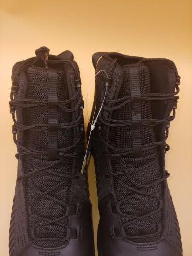 """New!! Armour sz 11.5 Stryker 8"""" Lace-Up"""