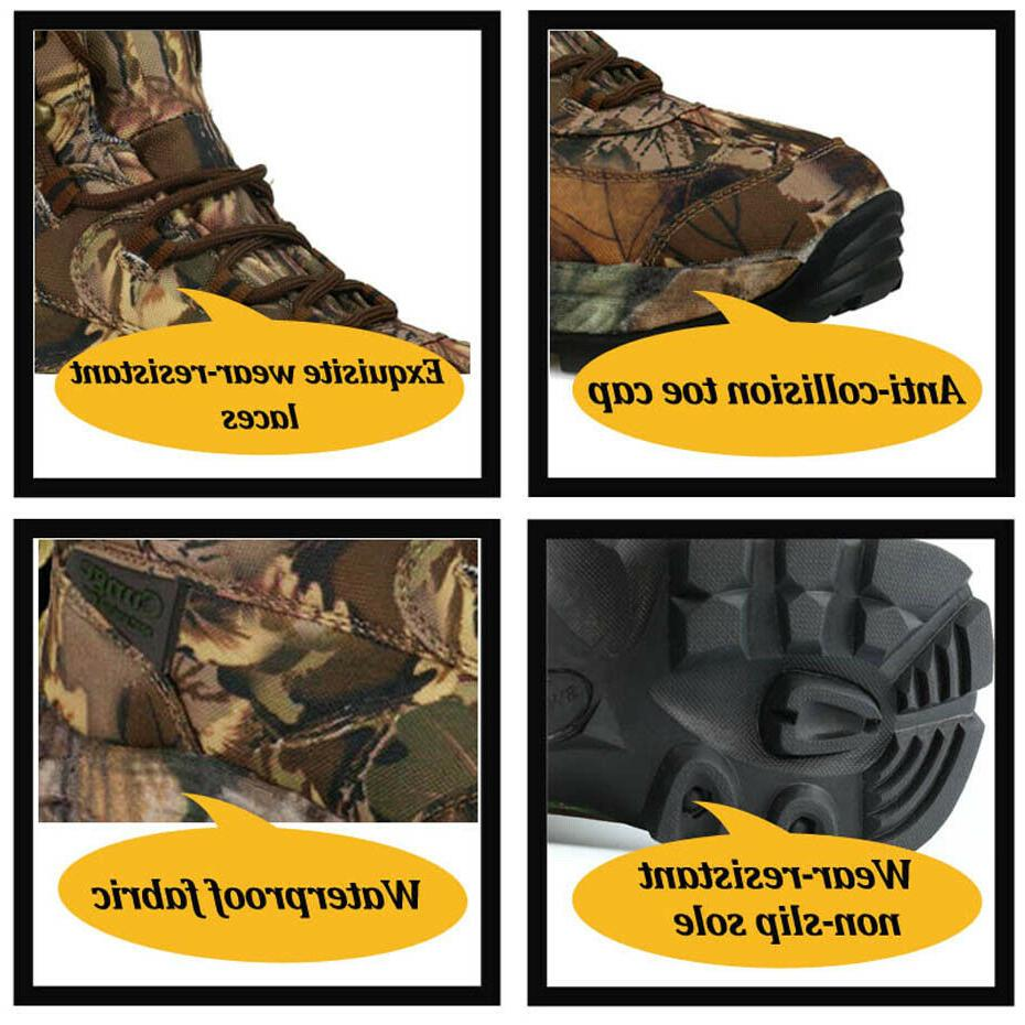 Outdoor Tactical Boots Hiking Hunting