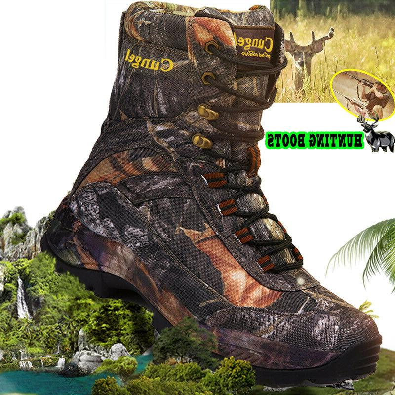 Outdoor Combat Tactical Military Boots Hiking Hunting Boot