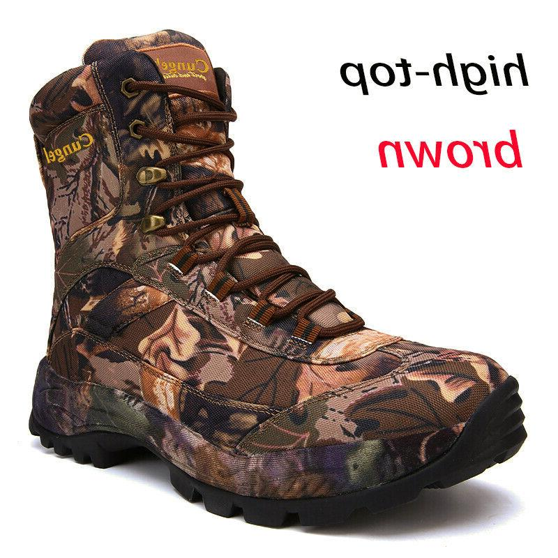 outdoor camouflage desert combat tactical military boots