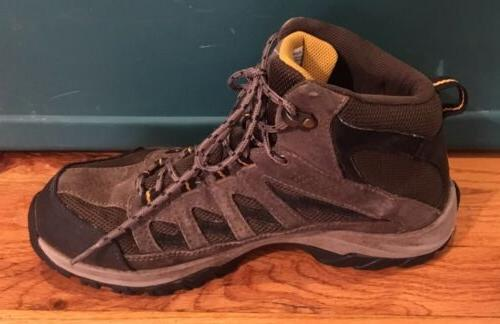 Pre-owned Columbia Crestwood Mid Hiking Trail