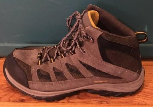 Pre-owned Columbia 10 Crestwood Waterproof Trail Boots