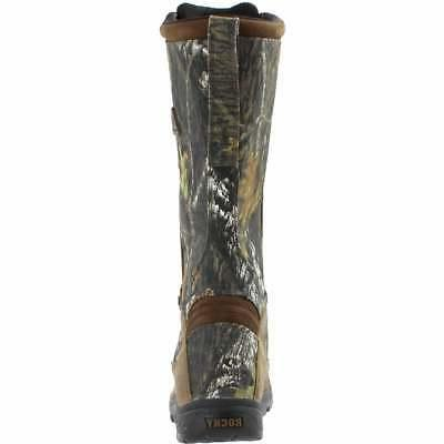 Rocky Snake Proof Hunting s Casual Camo -