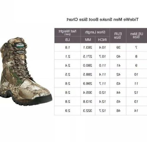 TideWe Realtree Hunting Hiking Waterproof