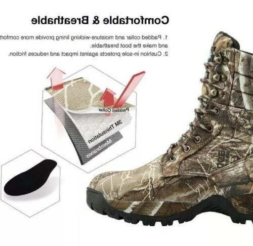 TideWe Camo Hunting Waterproof Men's 9M