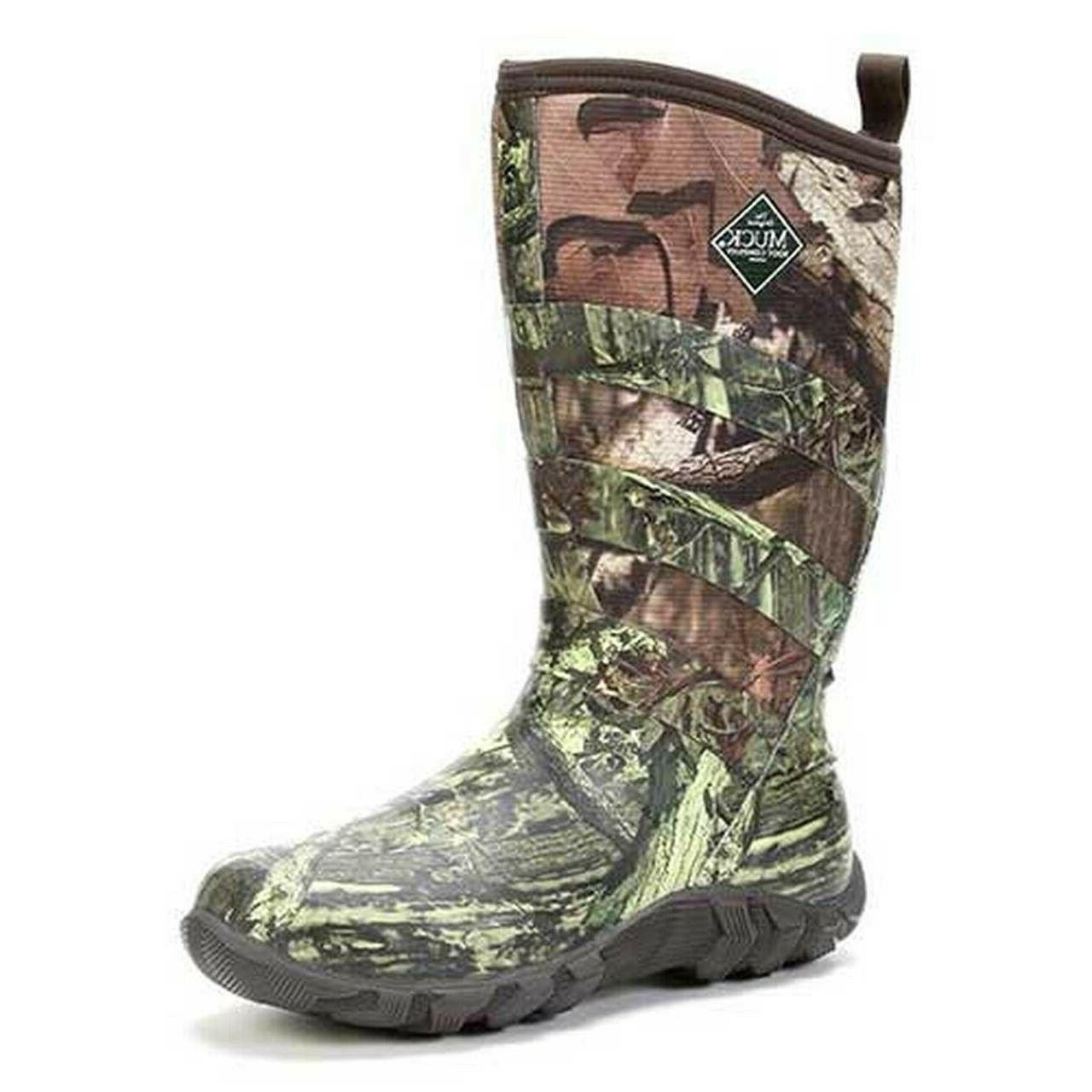 Muck FIELDRUNNER Mossy Sporty Hunting Boots 11