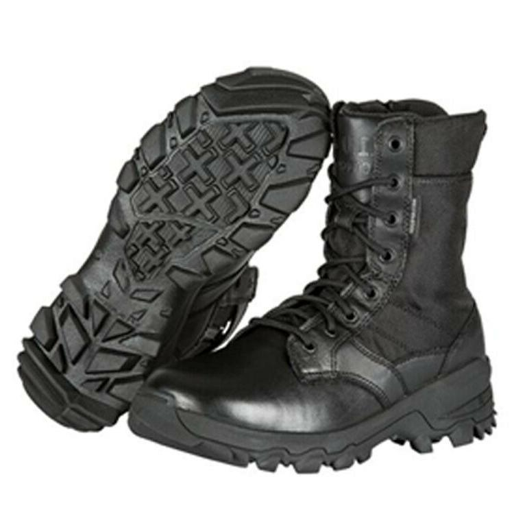 Size Men's Tactical Speed Side-Zip Boot Hike Hunt