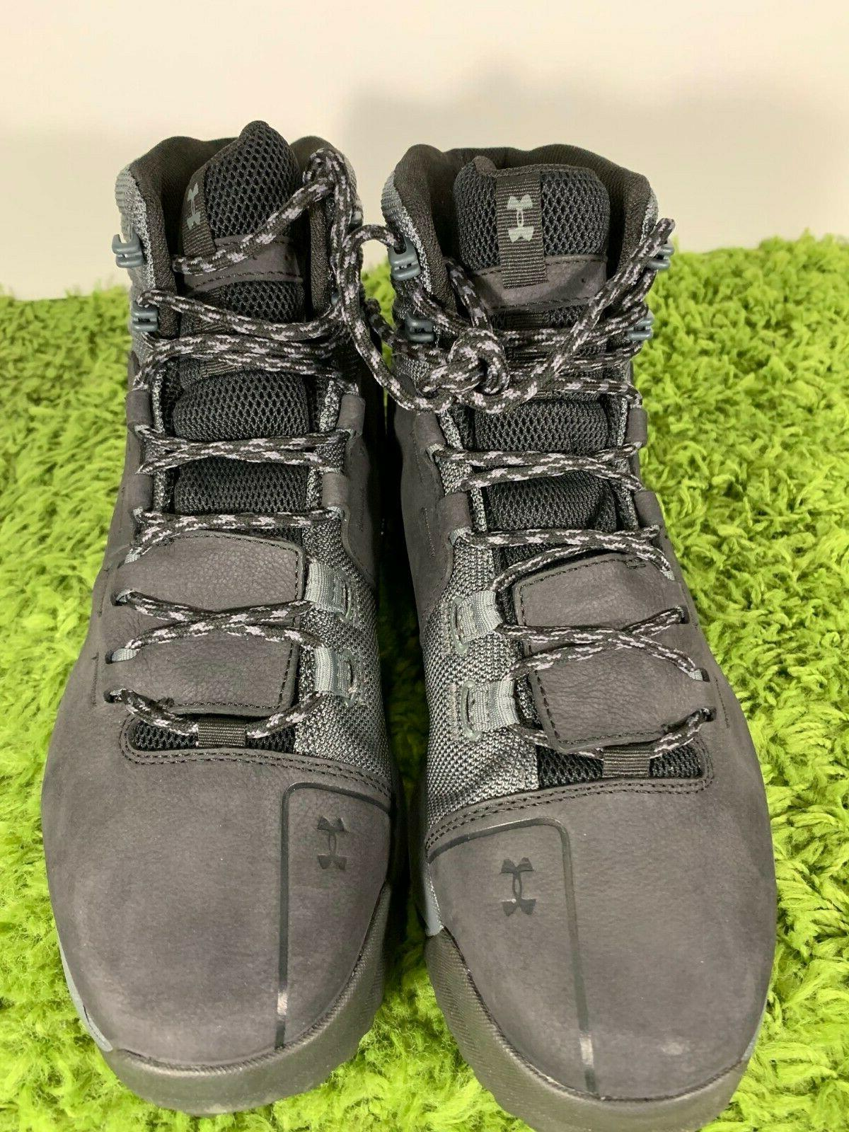 Under Armour Tactical Hiking Hunting Boots 3021367-001 Men's 10
